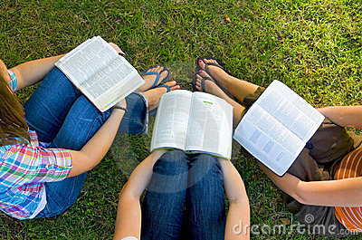 Bible Study Friends