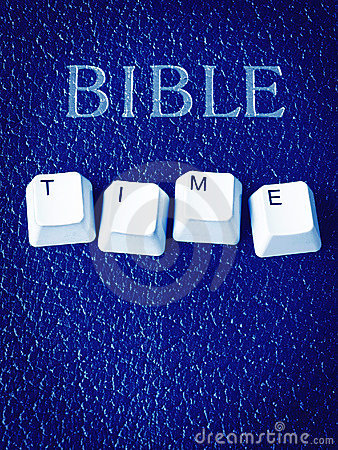 Bible time