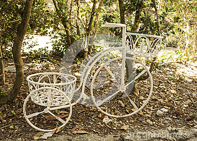 Bicicletta decorativa