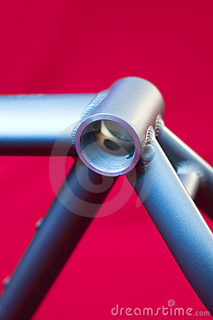 Bicycle frame detail