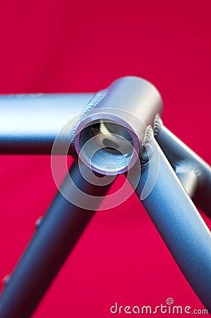 Bicycle frame detail