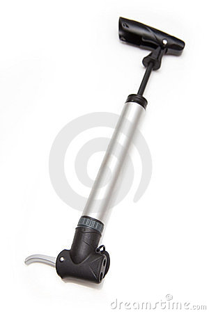 Bicycle hand pump