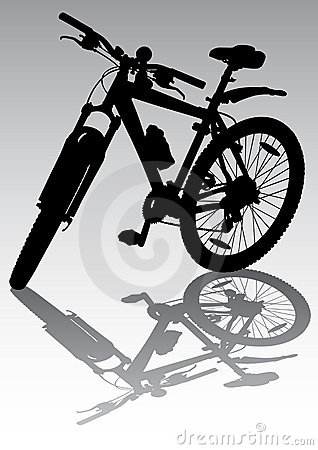 Free Bicycle In The Parking Royalty Free Stock Photography - 10561487