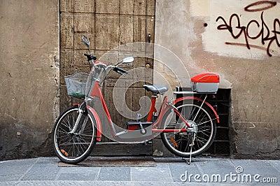 Bicycle on Italian Street