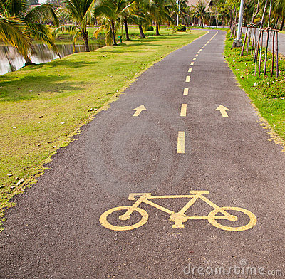 Bicycle Pathway