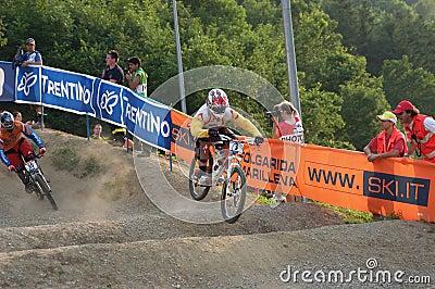 Bicycle racing Editorial Photography