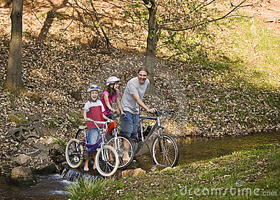 Bicycle Ride in the Park