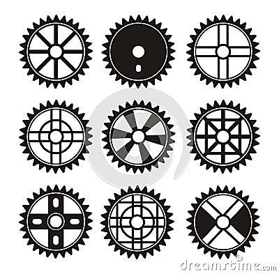 Free Bicycle Sprocket Stock Photo - 51303600