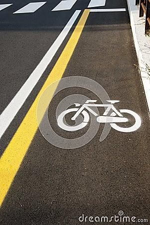 Bicycle symbol