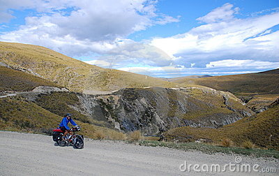 Bicycle Touring in New Zealand