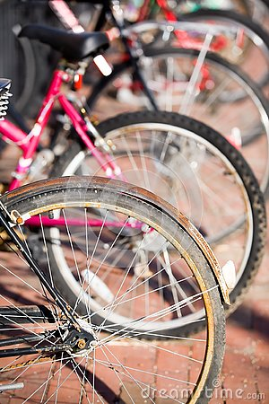 Free Bicycle Wheels Stock Photos - 4207873