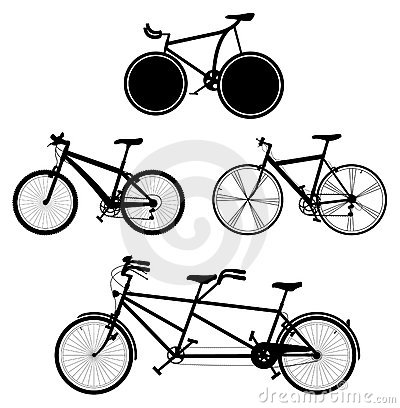 Free Bicycles 2 Royalty Free Stock Photography - 6007877