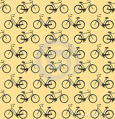 Bicycles seamless