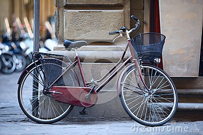 Bicyclette italienne