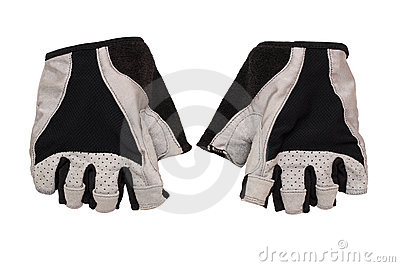 Bicycling gloves