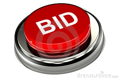 Bid Push Button