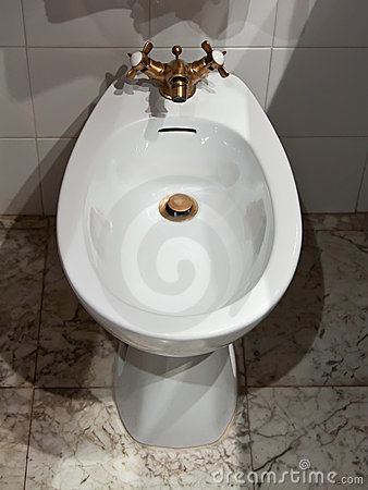 Bidet  in clean room