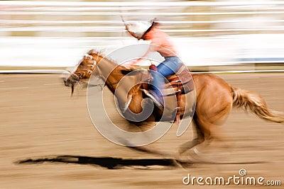 Biegnij koń.