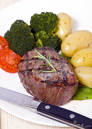 Bife superior do Sirloin
