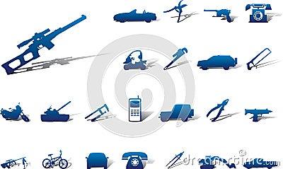 Big 15A. Machines, technologies