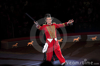 Big Apple Circus Editorial Stock Photo
