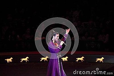 Big Apple Circus Editorial Stock Photo