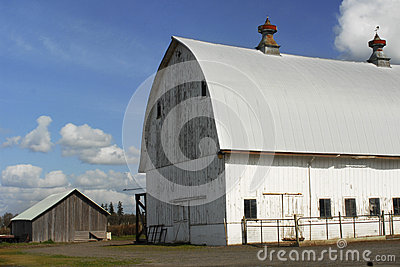 Big Barn, Little Barn