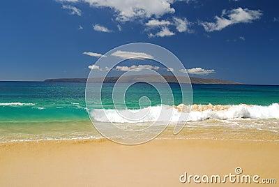 Big Beach in Maui.