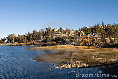 Big Bear Lake scenery