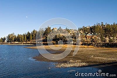 Big Bear Lake scenery