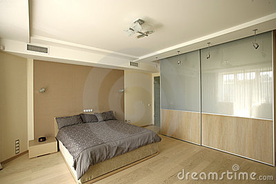 Big bedroom