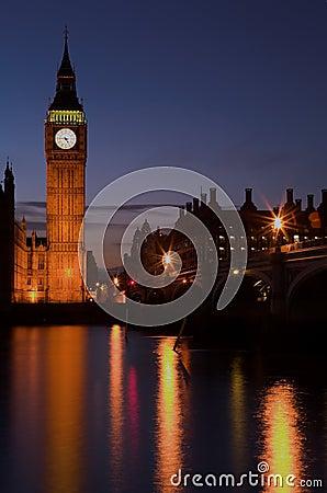 Free Big Ben 1 Royalty Free Stock Photo - 474455