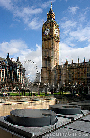 Big Ben Editorial Stock Photo