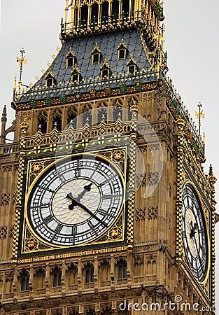 Free Big Ben Royalty Free Stock Photos - 16590188
