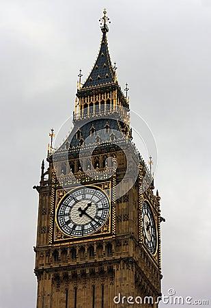 Free Big Ben Royalty Free Stock Photos - 16590988