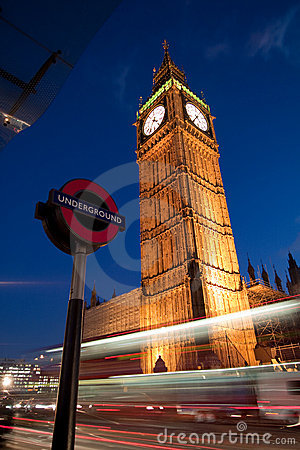 Big Ben Editorial Photo
