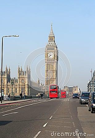 The Big Ben,