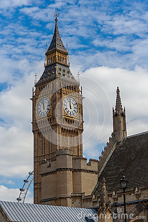 Big ben Editorial Photography