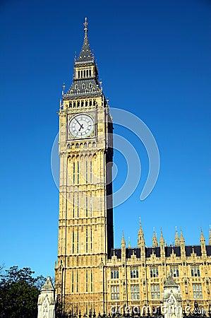 Free Big Ben Stock Photography - 3338972