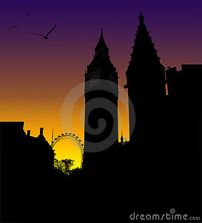 Big Ben Editorial Photo