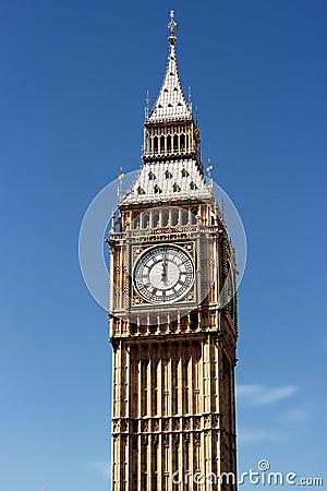 Free Big Ben Royalty Free Stock Photo - 52060775