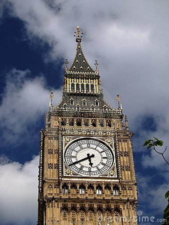Big Ben  Stock Photos - Image: 5602633
