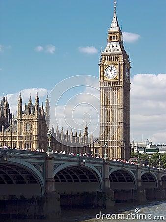 Free Big Ben Stock Image - 756071