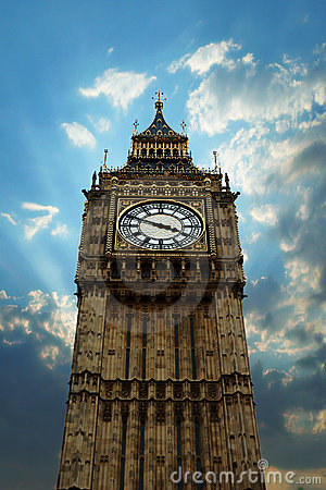 Free Big Ben Stock Photos - 8063433