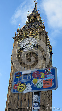 Big ben Editorial Image