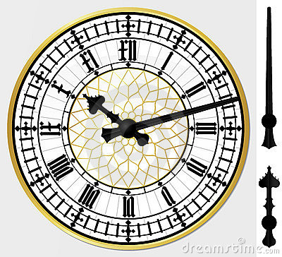 Free Big Ben Clock Stock Image - 5636911