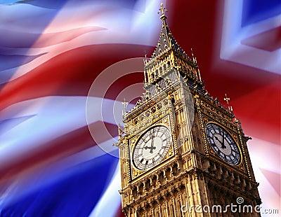 Big Ben Clock Tower - London - England