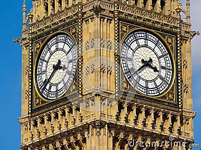 Big Ben Detail