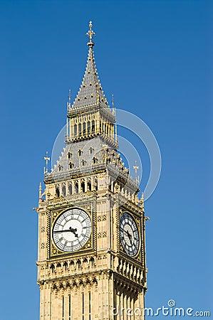 Free Big Ben Detail Royalty Free Stock Image - 6463416