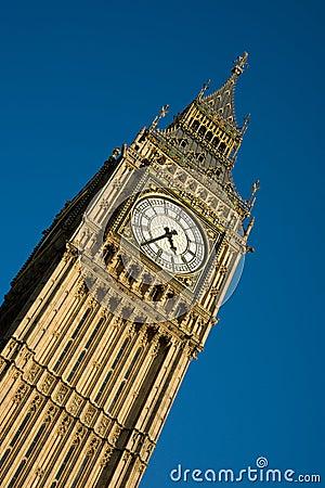 Free Big Ben Detail Royalty Free Stock Photography - 6751047